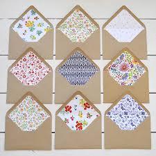 wedding invitation envelopes uk diy patterned envelope liners envelopes wedding and fingerprint