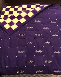 crown royal quilts pictures taking these crown royal bags and