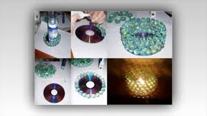 Diy Recycled Home Decor Best Diy Recycling Cds Ideas Recycled Home Decor Youtube