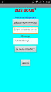 sms bomber apk sms bomber and install android