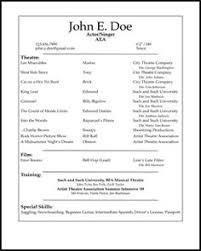 Resume Templates For Freshers Download Resume Templates For Freshers Http Www Resumecareer