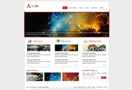 free html5 and css3 templates 4 free html website templates