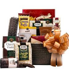 gift baskets with free shipping sweet tooth cookie basket free shipping gourmet gift baskets for