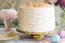 Coconut Cake Recipe An Easter Coconut Cake Recipe