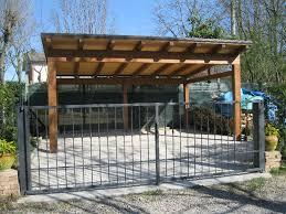 tettoia legno auto tettoie in legno autoportanti falegnameria serena