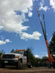cell tower rent a crane inc