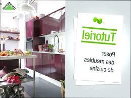 meuble cuisine a poser sur plan de travail meuble cuisine a poser sur plan de travail cuisine a poser poser