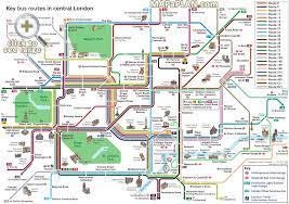 Top Spot Maps Best Map Of London Popular Destination Spots Top At Tourist Fair