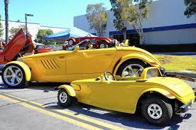 surf car surf city garage shows off classic cars la times