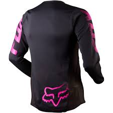 fox kids motocross gear all new fox racing 2015 girls youth blackout jersey black pink