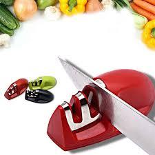 honing kitchen knives practical two stage ceramic diamond knife sharpener sharpening