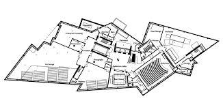 gambrel roof house floor plans gallery of denver art museum studio libeskind 34