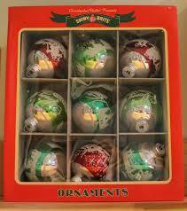 shiny brite ornaments centerpiece ideas
