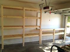 diy garage storage loft plans useful for your home design