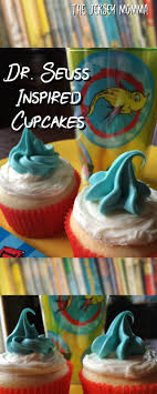 dr seuss cupcakes the jersey momma easy dr seuss inspired cupcakes for read across