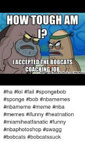 Tough Spongebob Meme - 25 best memes about funny meme nba spongebob and sports
