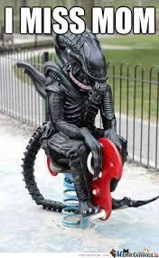 Funny Alien Meme - alien feels by likeaboss meme center