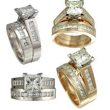 bridal ring sets canada moissanite canada charles colvard synthetic