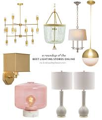 best online lighting stores a roundup of the best lighting stores online lindsay stephenson