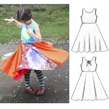 design your own dress design your own clothes for reversible twirly dress