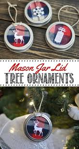 embroidery hoop ornaments jar ornament and easy
