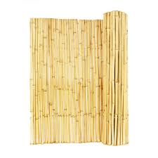 Home Depot Outdoor Decor Tips Cali Bamboo Fence Bamboo Fencing Rolled Bamboo Fence