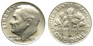 1978 dime error 1978 roosevelt dimes clad composition value and prices