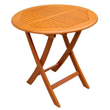 round wooden folding table nice round wood patio table patio design 396