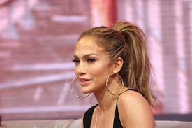 j lo ponytail hairstyles j lo s simple ponytail solves all of your date night hair dilemmas