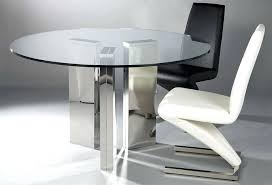 Chairs With Metal Legs White Leather Dining Chairs With Chrome Legs U2013 Apoemforeveryday Com