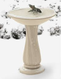 Bird Bath Decorating Ideas Best 25 Bird Bath Heater Ideas On Pinterest Bird Baths