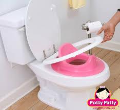 Commode Seats Toilet Seat Ii By Potty Patty Potty Patty