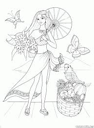 coloring page the english