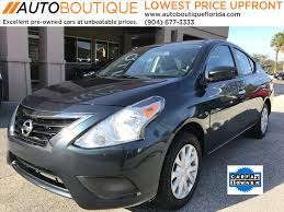 silver nissan versa 50 best jacksonville used nissan versa for sale savings from 2 592