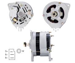 image gallery lucas alternator wiring diagram