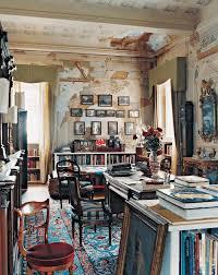 boho eclectic decor chrome padded swivel bar stool brown dining