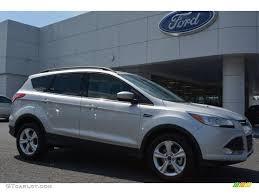 Ford Escape 2016 - 2016 ingot silver metallic ford escape se 106810983 gtcarlot