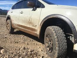 subaru crosstrek off road tires subaroo is ready for battle 2