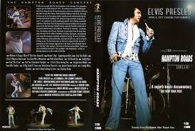 elvis the hton roads concert cd dvd for sale