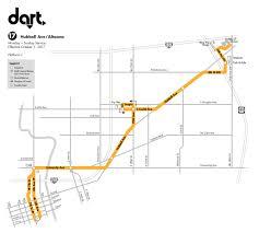 dart local route 17 u2013 hubbell ave altoona u2013 dart local routes