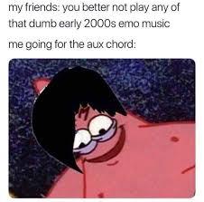 Emo Meme - are na emo memes