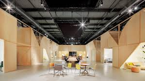 selected furniture booths guide 2 arper pavilions maio archdaily