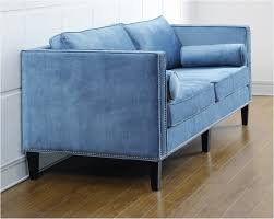 blue velvet chesterfield sofa chesterfield sofa craigslist nyc okaycreations net