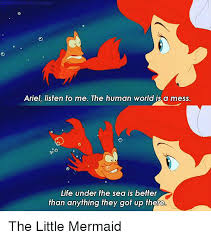 Mermaid Memes - 25 best memes about the little mermaid the little mermaid memes