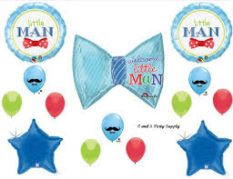 bow tie baby shower decorations baby boy bow tie baby shower balloons