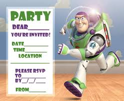 78 buzz lightyear birthday party images toy