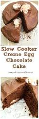 slow cooker chocolate and mint aero bubble cake recipe bubble