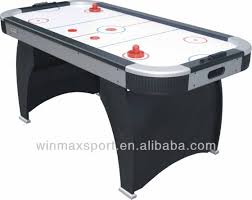 outdoor air hockey table classic sport air hockey table home design ideas