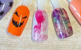 18 easy halloween nail art ideas the nailasaurus uk nail art blog
