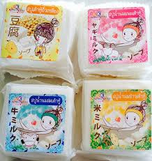 Sabun Thailand sabun tahu thailand tofu soap original thailand